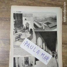 Coleccionismo Papel Varios: MFF.- EL PARLAMENTO ANDALUZ COSTARA MAS DE MIL MILLONES.- . Lote 167868856