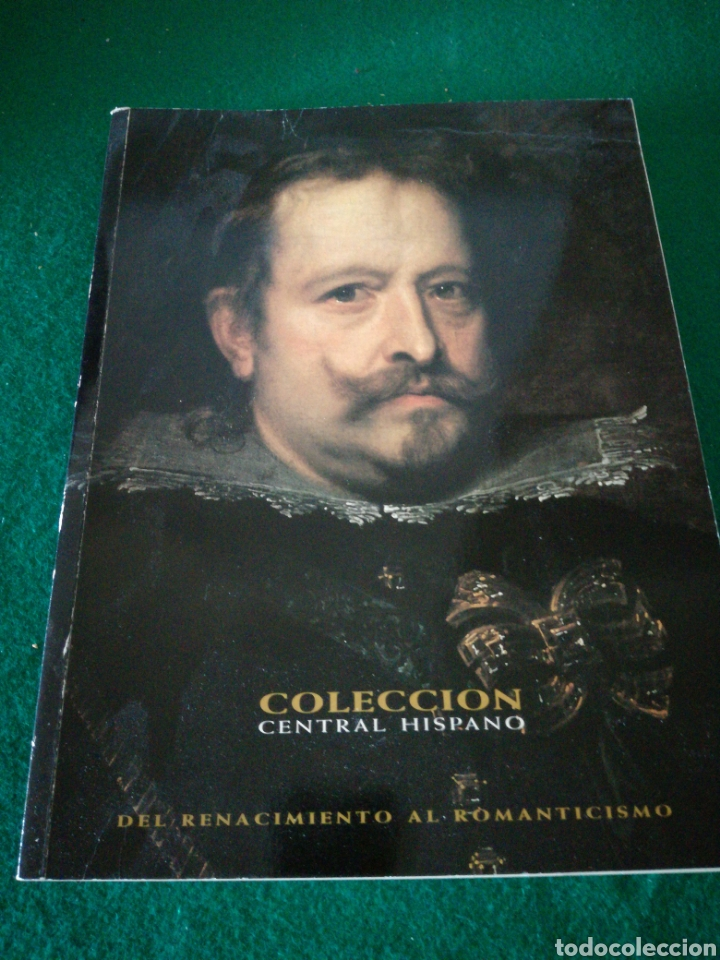 CATALOGO COLECCIÓN CENTRAL HISPANO (Coleccionismo en Papel - Varios)
