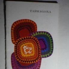 Coleccionismo Papel Varios: PROGRAMA FESTIVALES DE ESPAÑA 1967 TARRAGONA - 44 PAG.FOTOS-ANUNCIOS-ARTICULOS ETC.. Lote 168328064