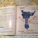 Coleccionismo Papel Varios: ANTIGUO FOLLETO DE PROPAGANDA DEL GRIFO SAMBO PARA FABRICACIÓN DE BEBIDAS CARBONICAS AÑOS 50-60. Lote 169058892