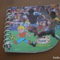Sammelleidenschaft Andere Papierartikel - libreta yoplait futbol - 169203124