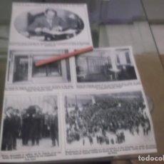 Coleccionismo Papel Varios: RECORTE AÑO 1931 - SAN SEBASTIÁN, DEMETRIO CAYUELA ATRACO AL DESPACHO LOS FERROCARRILES DEL NORTE . Lote 169789184
