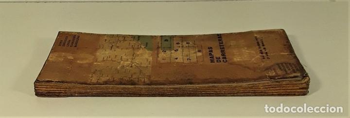 Coleccionismo Papel Varios: MAPAS DE CARRETERAS. EDIT. SECCIÓN CARTOGRÁFICA DE FIRESTONE HISPANIA. 1964. - Foto 2 - 169951656