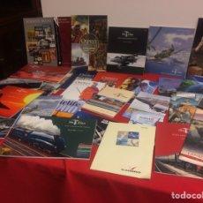 Coleccionismo Papel Varios: CATÁLOGOS DE LIBROS DIVERSOS. Lote 170192204