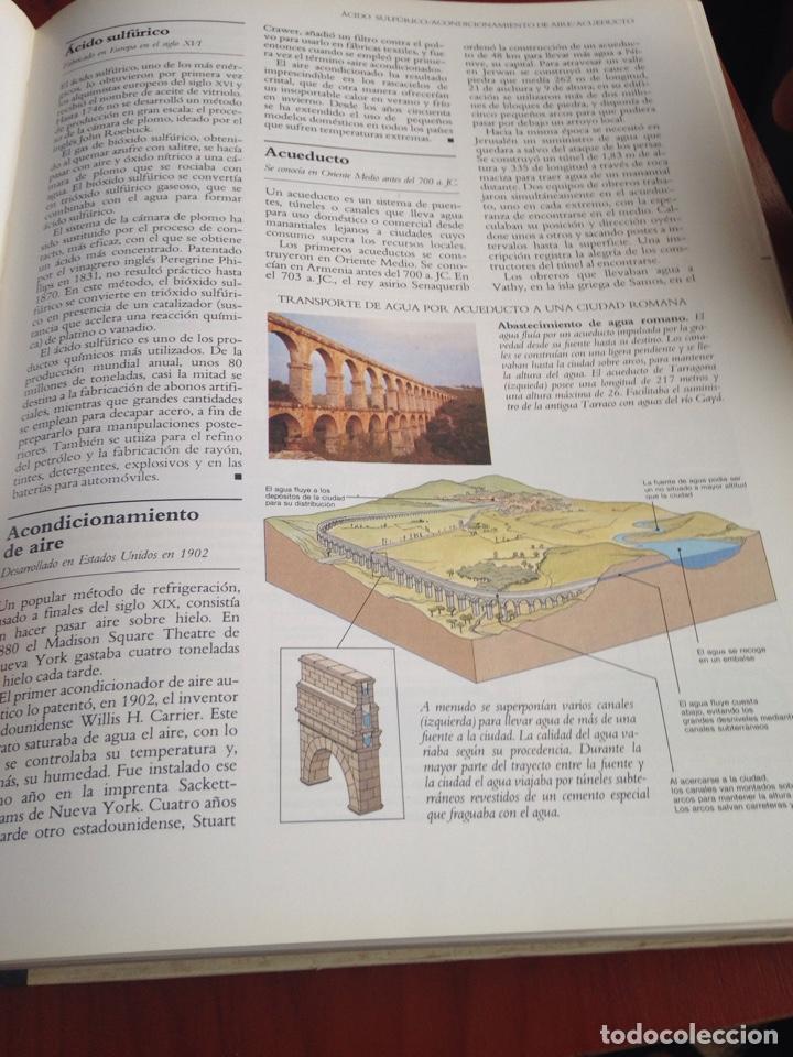 Coleccionismo Papel Varios: Libro inventos que cambiaron el mundo - Foto 4 - 170210877