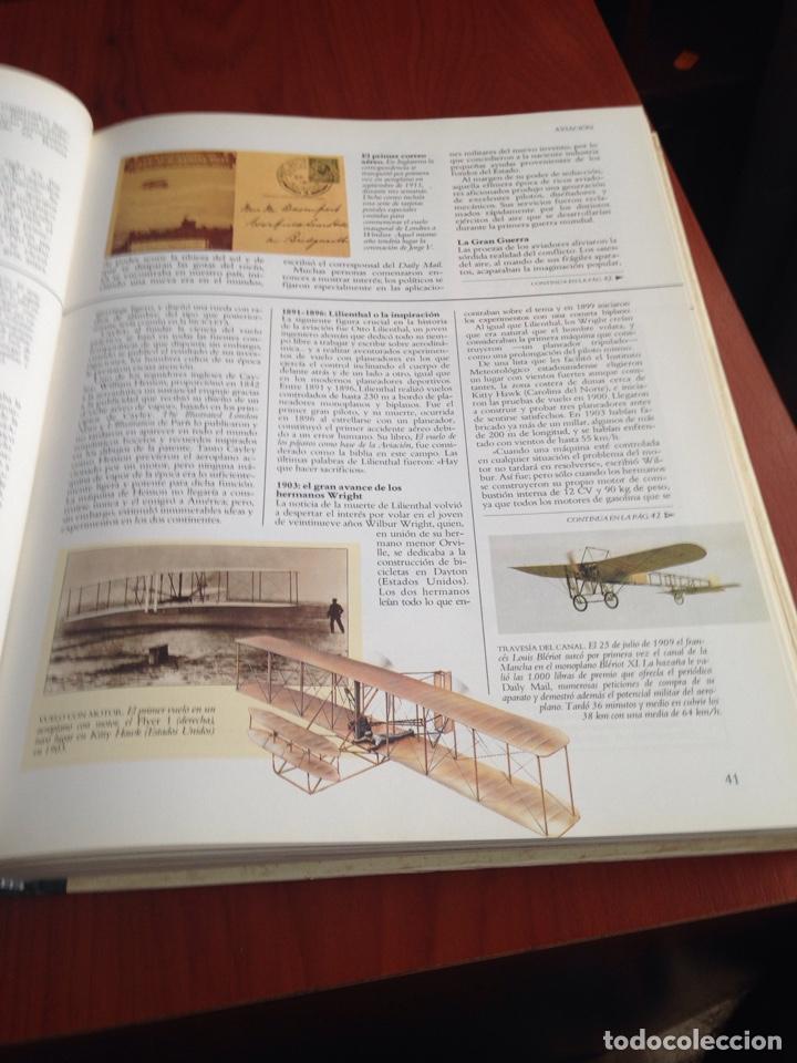 Coleccionismo Papel Varios: Libro inventos que cambiaron el mundo - Foto 5 - 170210877