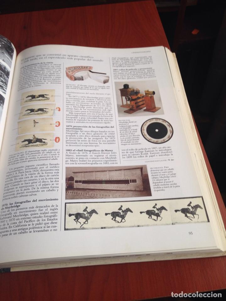 Coleccionismo Papel Varios: Libro inventos que cambiaron el mundo - Foto 8 - 170210877