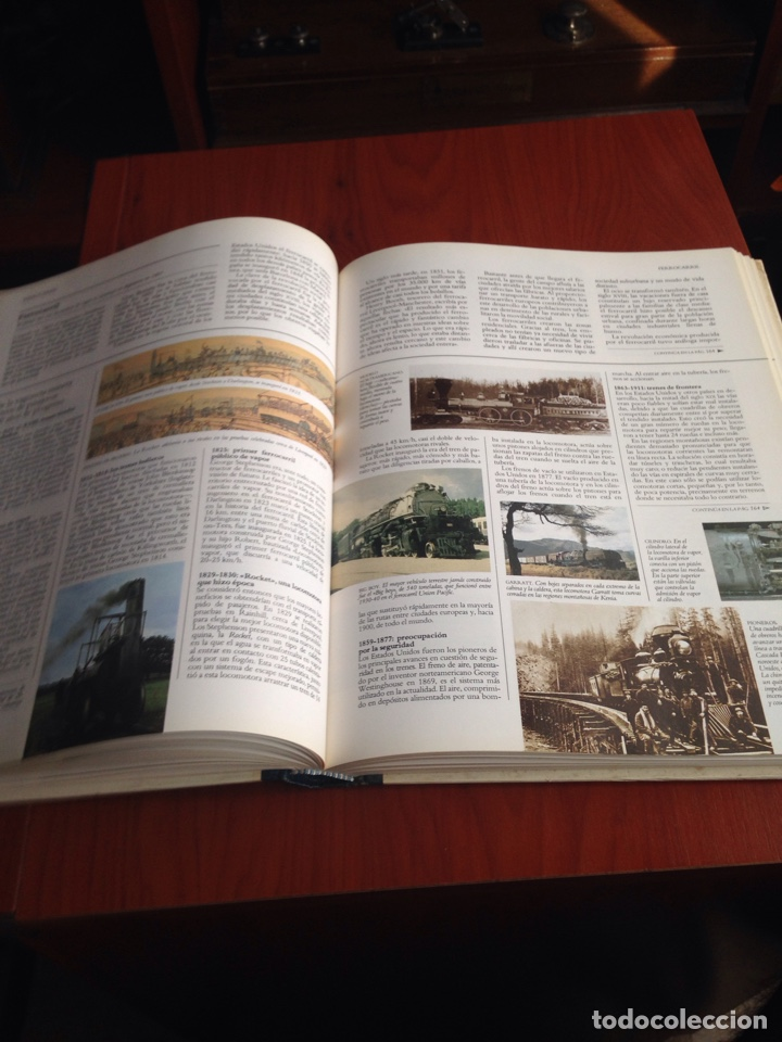 Coleccionismo Papel Varios: Libro inventos que cambiaron el mundo - Foto 9 - 170210877