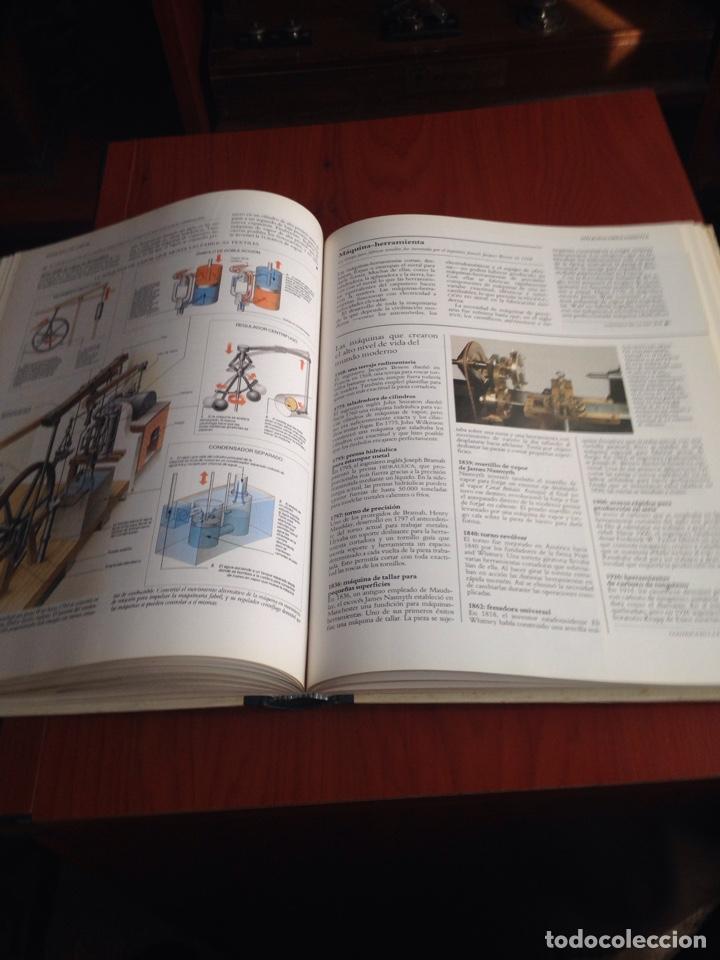 Coleccionismo Papel Varios: Libro inventos que cambiaron el mundo - Foto 10 - 170210877