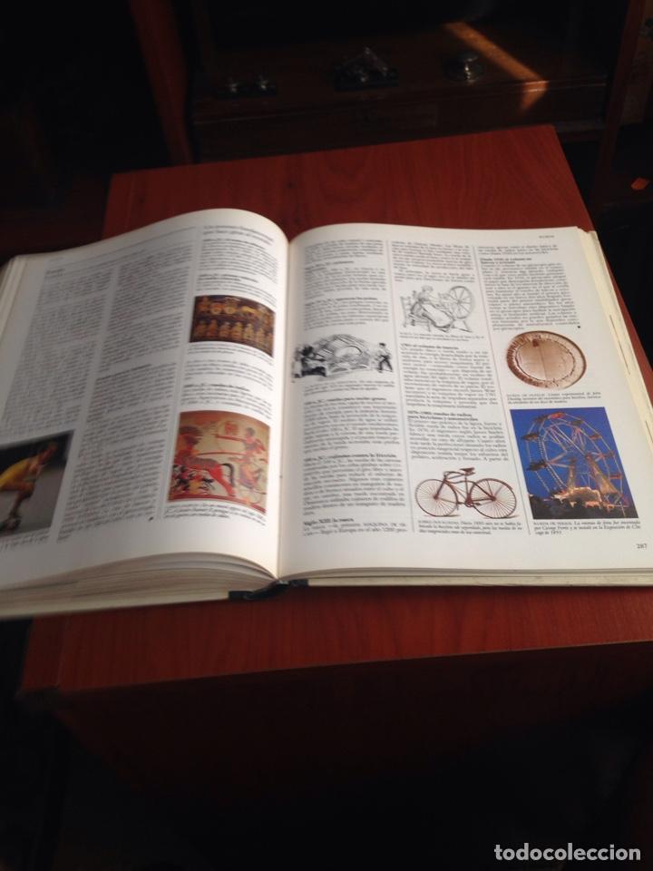 Coleccionismo Papel Varios: Libro inventos que cambiaron el mundo - Foto 11 - 170210877