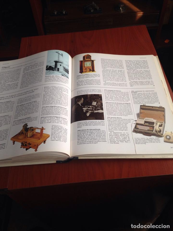 Coleccionismo Papel Varios: Libro inventos que cambiaron el mundo - Foto 12 - 170210877
