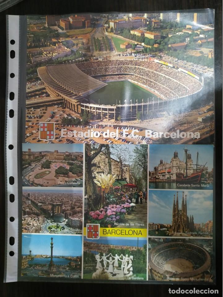 Coleccionismo Papel Varios: Lote de 100 sobres/funda de plastico para album 4 de anillas para guardar tebeos y otras colecciones - Foto 2 - 170204312