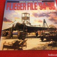 Coleccionismo Papel Varios: LIBRO GERMAN AIR MODEL CATALOGUE. Lote 170294426