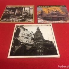 Coleccionismo Papel Varios: LIBROS DE TAMIYA. Lote 170295170