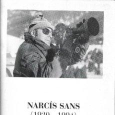 Coleccionismo Papel Varios: CARPETA DE NARCIS SANS DEL AJUNTAMENT DE GIRONA - CON 21 LAMINAS-FOTOGRAFICAS Y UN CUADERNILLO. Lote 170379084