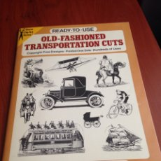 Coleccionismo Papel Varios: OLD FASHIONED TRANSPORTATION. Lote 171037347