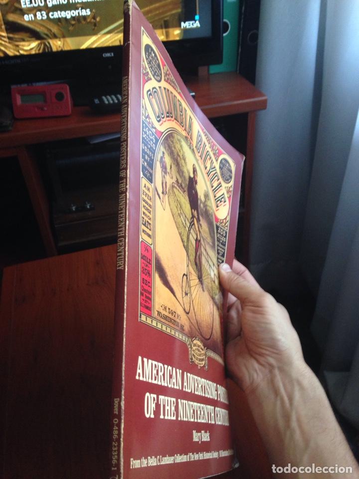 Coleccionismo Papel Varios: American advertising posters - Foto 2 - 171038440