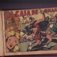 Coleccionismo Papel Varios: 25 TEBEOS DEL GUERRERO DEL ANTIFAZ ENCUADERNADOS AÑO 1945. Lote 171404082