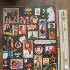 Coleccionismo Papel Varios: CARPETA SUPERPOP. MANDY SMITH. MICHAEL JACKSON. Lote 171486882