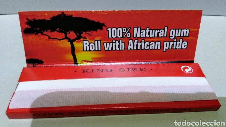 Coleccionismo Papel Varios: Papel de fumar SMOKING - Foto 2 - 171790170