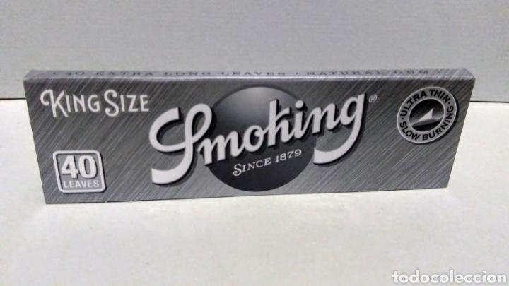 PAPEL DE FUMAR SMOKING (Coleccionismo en Papel - Varios)