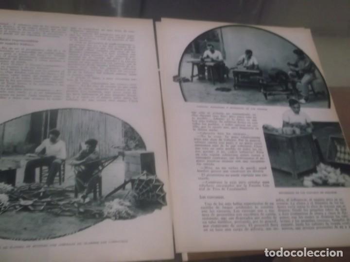 Coleccionismo Papel Varios: RECORTE AÑO 1933 - LA FABRICACIÓN DE MIXTOS GARIBALDI,CASTILLO FUEGOS, POR HIPOLITO TIO SANCHEZ - Foto 3 - 171820828