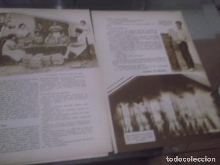 Coleccionismo Papel Varios: RECORTE AÑO 1933 - LA FABRICACIÓN DE MIXTOS GARIBALDI,CASTILLO FUEGOS, POR HIPOLITO TIO SANCHEZ - Foto 4 - 171820828