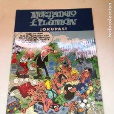 Coleccionismo Papel Varios: MORTADELO Y FILEMÓN - OKUPAS. Lote 171823313