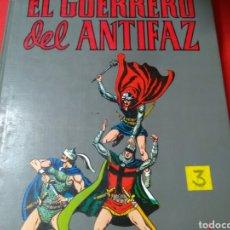 Coleccionismo Papel Varios: GUERRERO ANTIFAZ N° 3 ED.BRUCH .. Lote 172065302