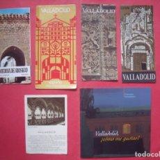 Coleccionismo Papel Varios: VALLADOLID.-GUIAS TURISTICAS.-MEDINA DE RIOSECO.-CONCURSO FOTOGRAFICO.. Lote 173587567