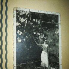 Coleccionismo Papel Varios: LOTE FOTOGRAFIAS 1932/1934. Lote 173667172