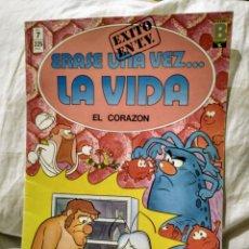 Coleccionismo Papel Varios: ERASE UN VEZ LA VIDA. Lote 173994358