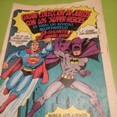 Coleccionismo Papel Varios: TEBEOS. Lote 174268657