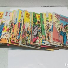 Coleccionismo Papel Varios: 105 CÓMICS EL GUERRERO DEL ANTIFAZ. Lote 174296727