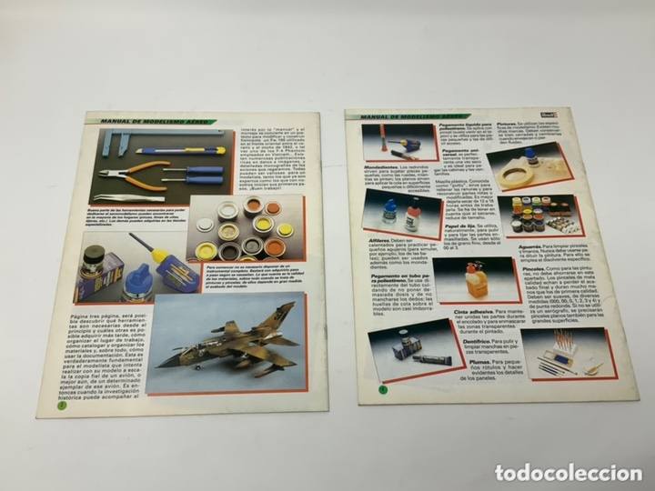 Coleccionismo Papel Varios: AVIONES DE GUERRA Nº 1,2,3,4 MÁS SUPLEMENTO PLANETA-DE AGOSTINI AÑO 1995 - Foto 9 - 174301724