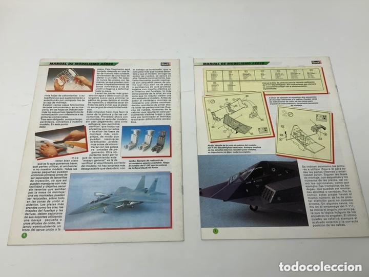 Coleccionismo Papel Varios: AVIONES DE GUERRA Nº 1,2,3,4 MÁS SUPLEMENTO PLANETA-DE AGOSTINI AÑO 1995 - Foto 10 - 174301724