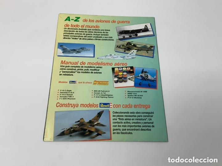 Coleccionismo Papel Varios: AVIONES DE GUERRA Nº 1,2,3,4 MÁS SUPLEMENTO PLANETA-DE AGOSTINI AÑO 1995 - Foto 11 - 174301724