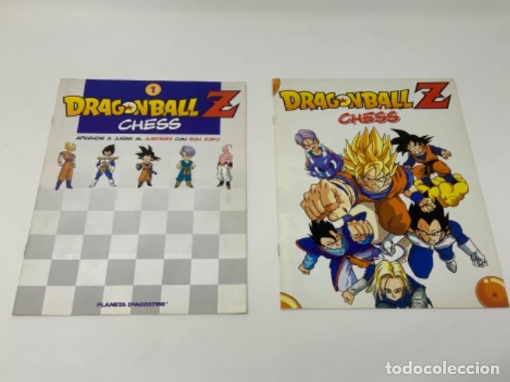 DRAGÓN BALL Z CHESS (Coleccionismo en Papel - Varios)