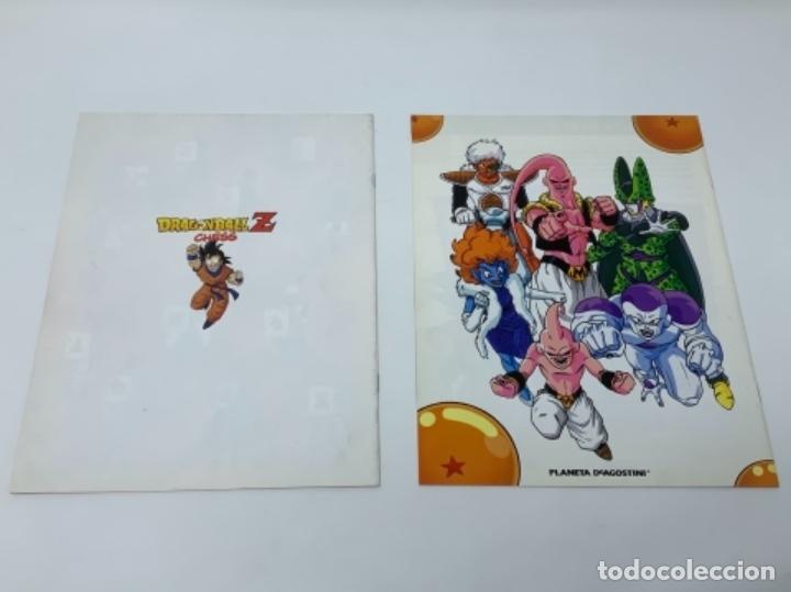 Coleccionismo Papel Varios: DRAGÓN BALL Z CHESS - Foto 2 - 174411532