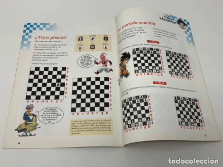 Coleccionismo Papel Varios: DRAGÓN BALL Z CHESS - Foto 5 - 174411532