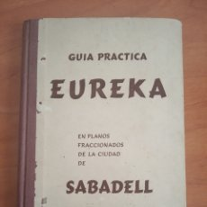 Coleccionismo Papel Varios: GUIA EUREKA. Lote 174499893