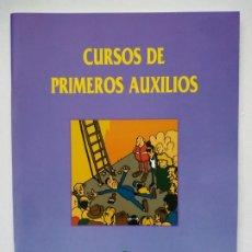 Coleccionismo Papel Varios: CURSOS DE PRIMEROS AUXILIOS, MUTUA VIZCAYA INDUSTRIAL, 2003. Lote 176425473