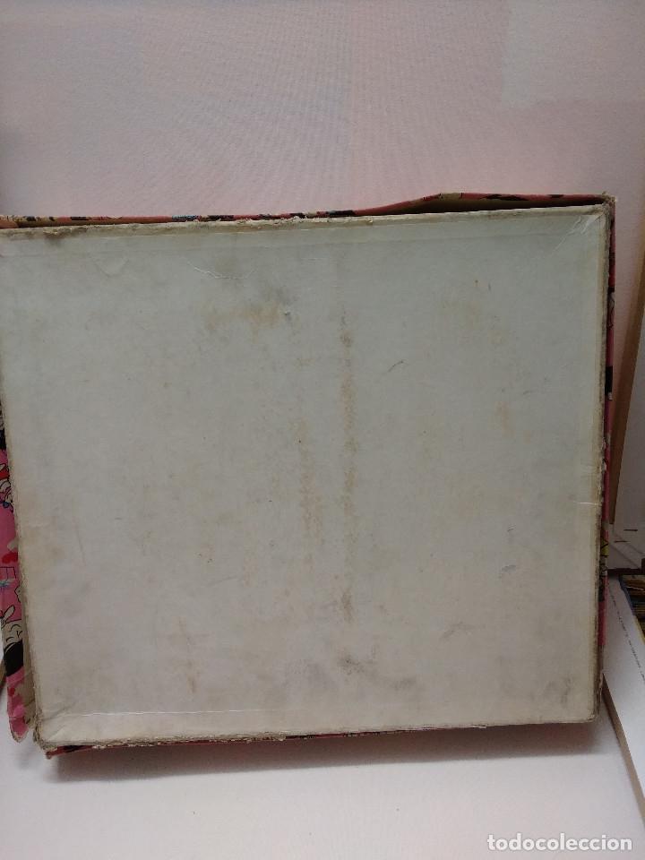Coleccionismo Papel Varios: GRAN CAJA VACIA ~ LA FAMILIA TELERIN ~ ( AÑOS 70 ) ¡¡ LEER ANUNCIO !! - Foto 5 - 176676184