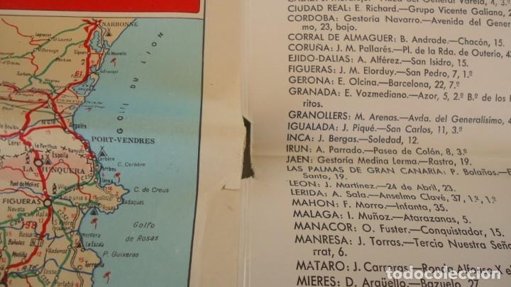 Coleccionismo Papel Varios: MAPA DE CARRETERAS PORVENIR - Foto 3 - 178168130