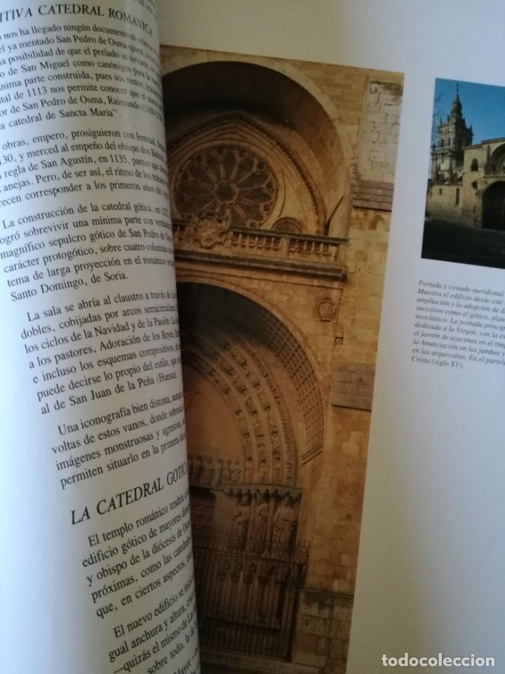 Coleccionismo Papel Varios: LAS CATEDRALES DE CASTILLA Y LEÓN 16 FASCÍCULOS GRAN FORMATO 1993 DEL 3 AL 18 - Foto 3 - 178629901