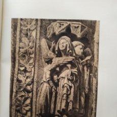 Coleccionismo Papel Varios: LEON CATEDRAL DE LEON DETALLES N 5 PERCERISA 1855. Lote 178638697