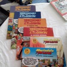 Coleccionismo Papel Varios: LOTE 6 COMICS MORTADELO Y FILEMON EDICIONES B. Lote 178645175
