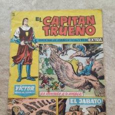 Coleccionismo Papel Varios: COMIC EL CAPITÁN TRUENO NÚMERO 26. Lote 178663002