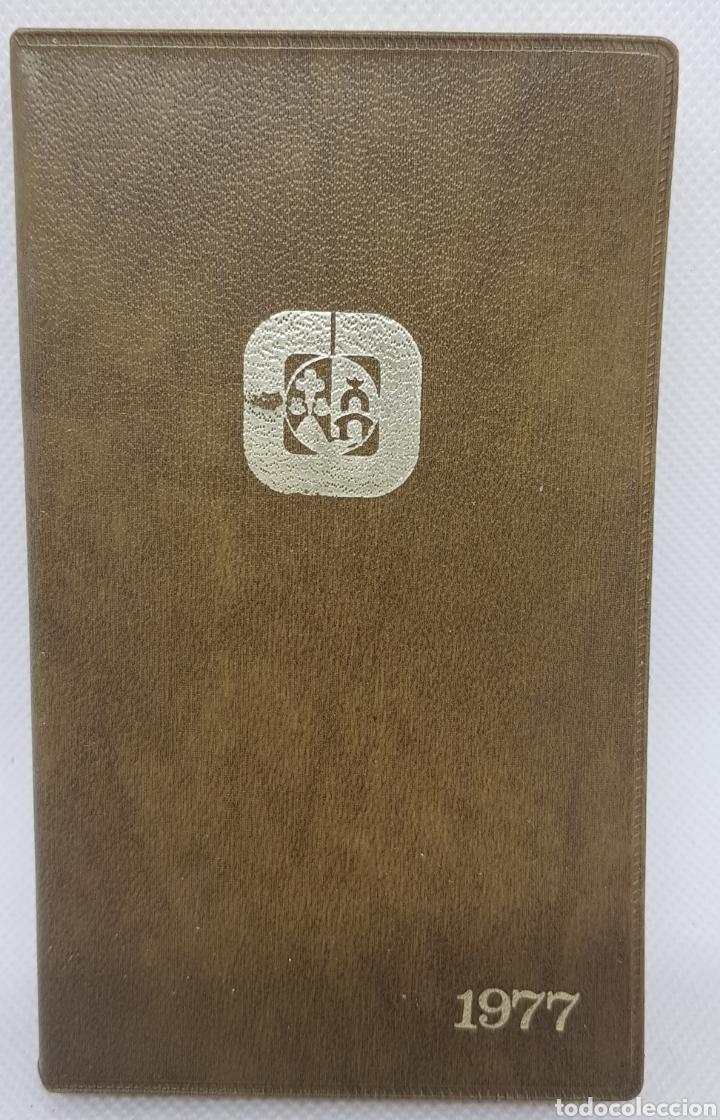 AGENDA CAJA PROVINCIAL AHORROS LOGROÑO - - ARM11 (Coleccionismo en Papel - Varios)