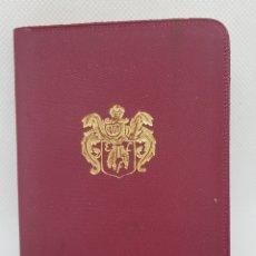 Coleccionismo Papel Varios: ESPECIALIDADES LANERAS FARGAS - AGENDA BOLSILLO - 1959 - ARM11. Lote 178736852